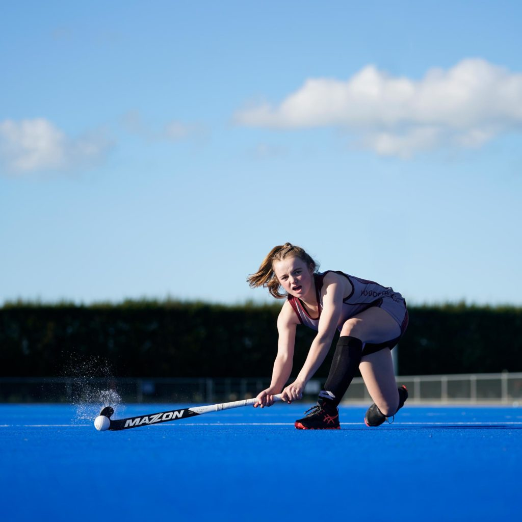 Anna Wilson - strive to be in our 1st XI hockey team